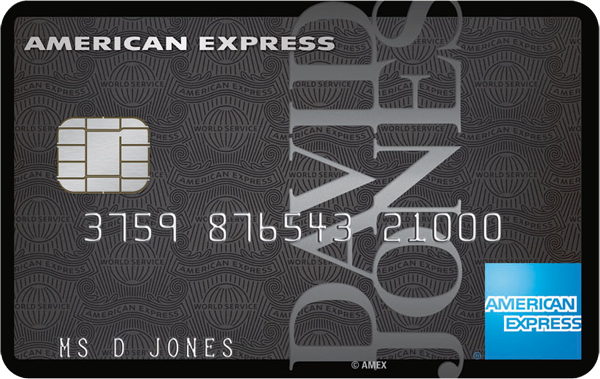 American Express David Jones Card (Qantas Points)
