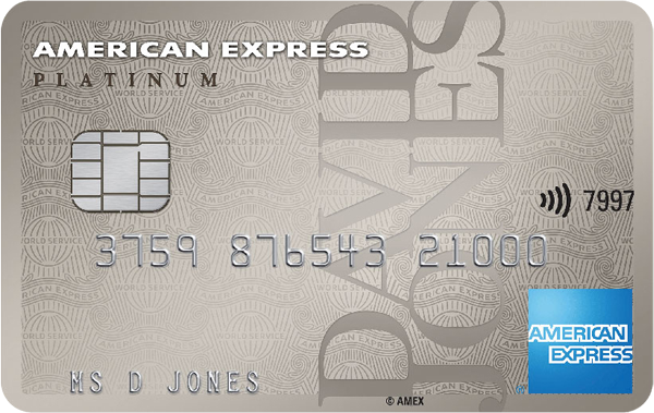 American Express David Jones Platinum Card (Qantas Points)