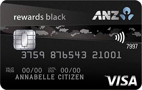 ANZ Rewards Black