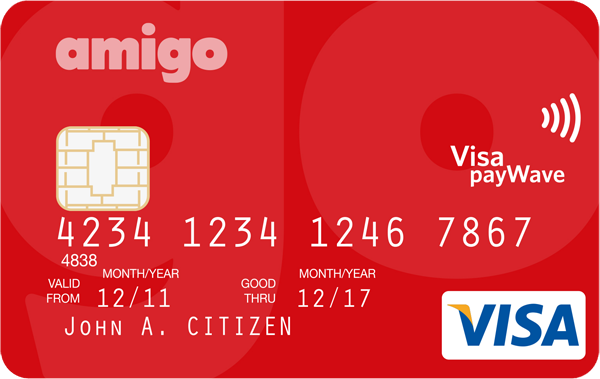 Geelong Bank Amigo Credit Card