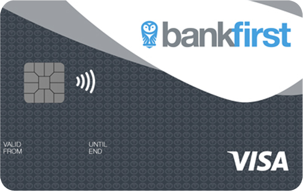 Bank First Visa Classic Credit Card