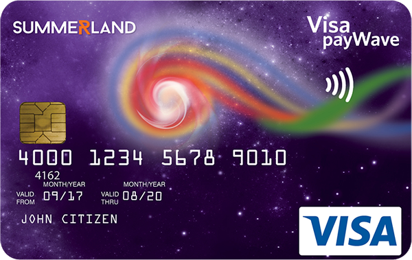 Summerland Credit Union Low Rate Card