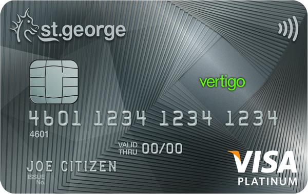 St.George Bank Vertigo Platinum
