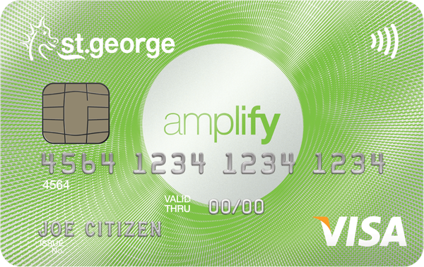 St.George Bank Amplify Classic (Amplify Rewards)