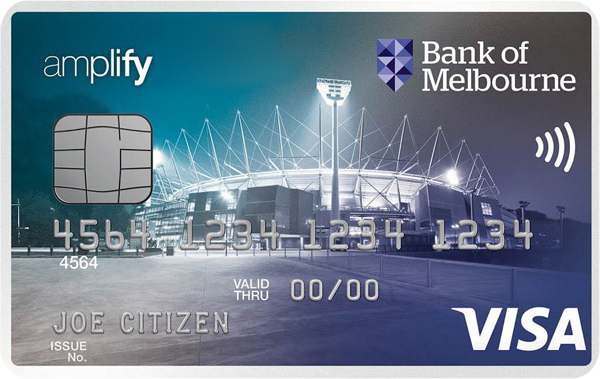 Bank of Melbourne Amplify Classic (Amplify Qantas)