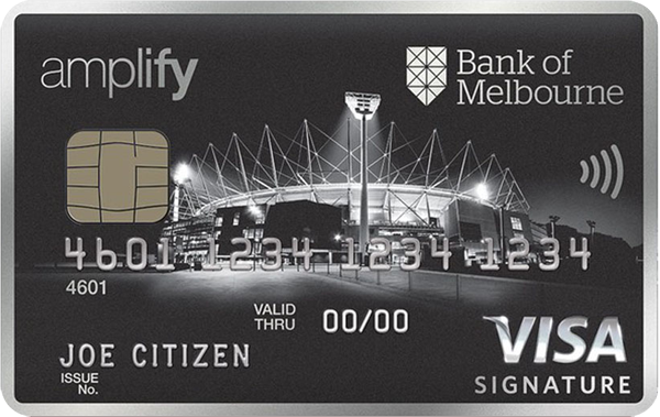 Bank of Melbourne Amplify Signature (Amplify Qantas)