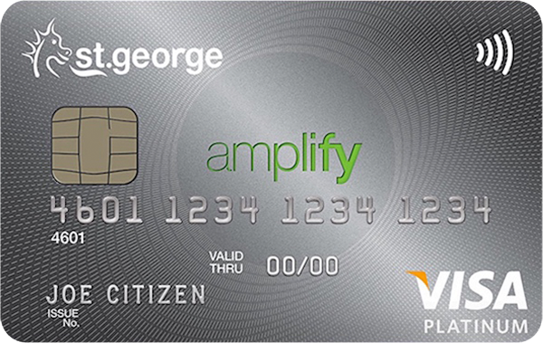 St.George Bank Amplify Platinum (Amplify Rewards)