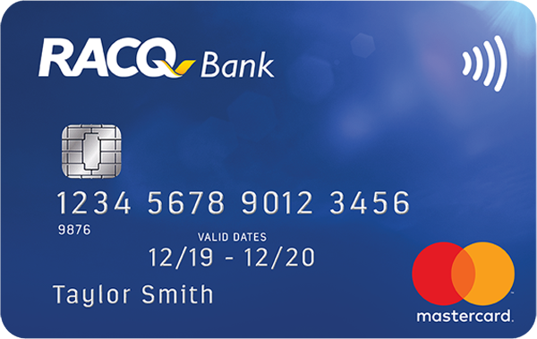 RACQ Bank Low Rate Credit Card
