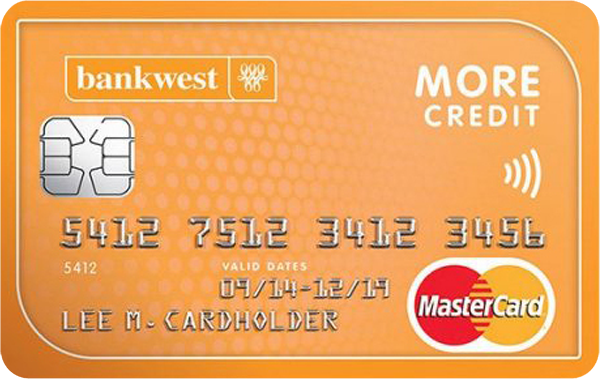 Bankwest More Classic Mastercard