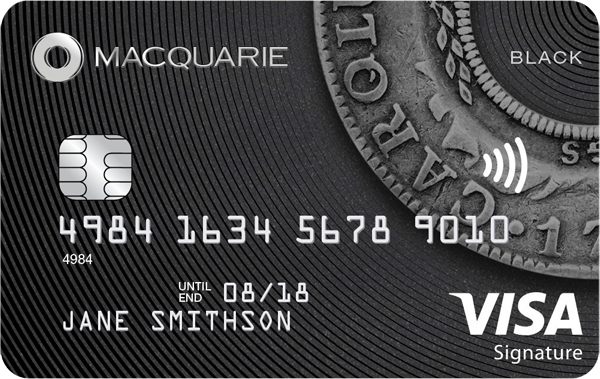 Macquarie Bank Black Card (Macquarie Rewards)