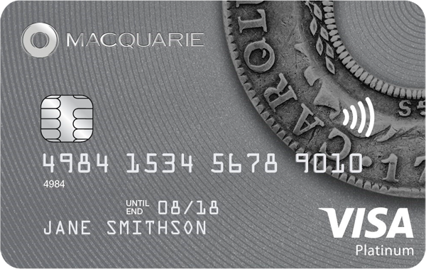 Macquarie Bank Platinum Card (Macquarie Rewards)