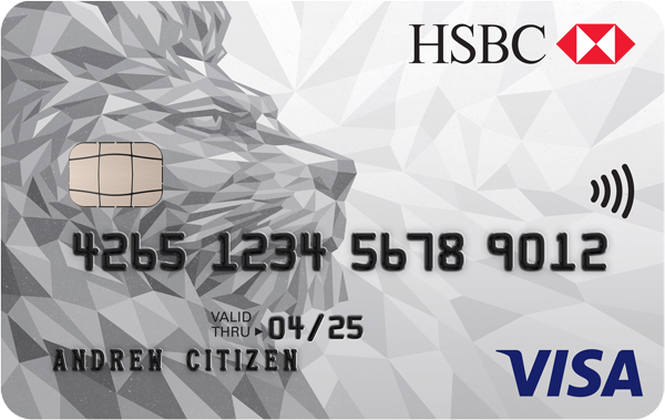 HSBC Low Rate Credit Card