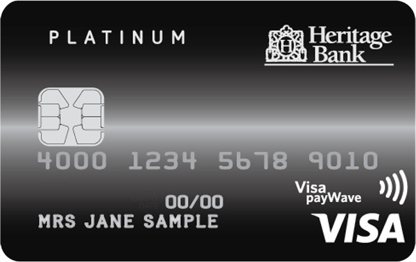 Heritage Bank Platinum