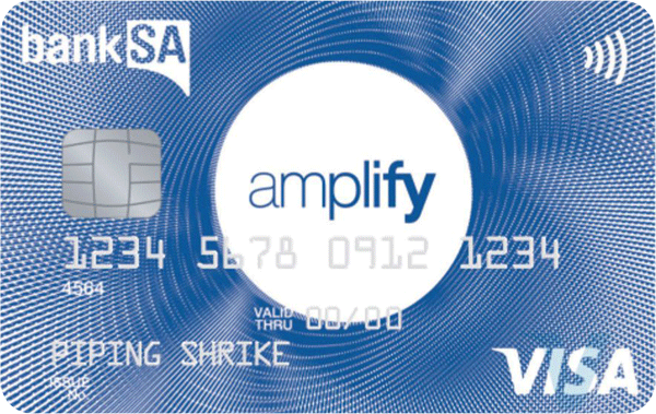 BankSA Amplify Classic (Amplify Rewards)