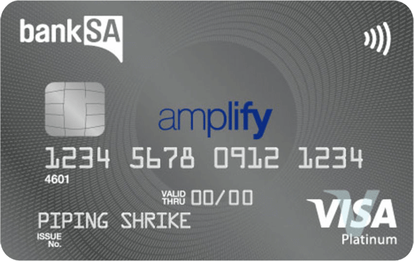 BankSA Amplify Platinum (Amplify Rewards)