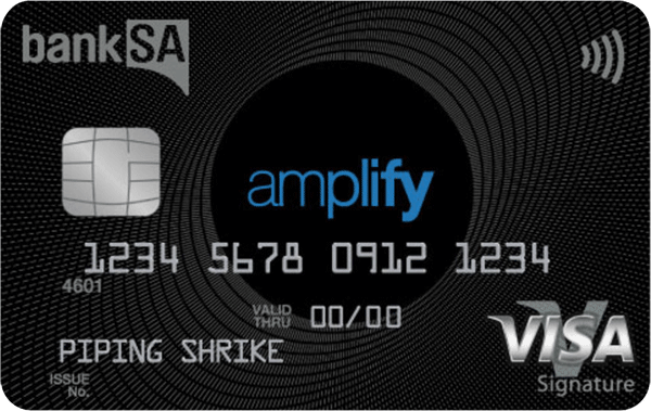 BankSA Amplify Signature (Amplify Rewards)