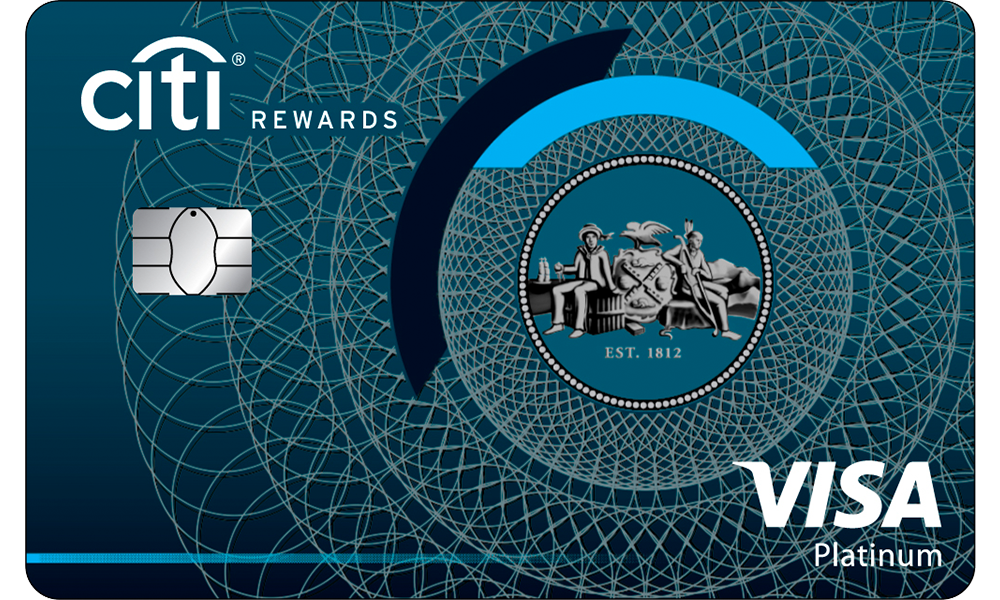 Citi Rewards Platinum (Bonus Points Offer)