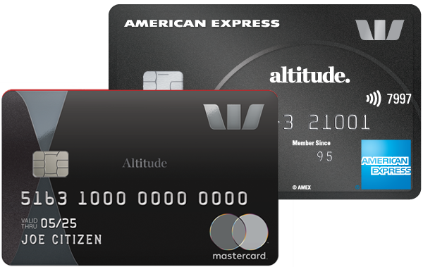 Westpac Altitude Black Bundle (Qantas Rewards)