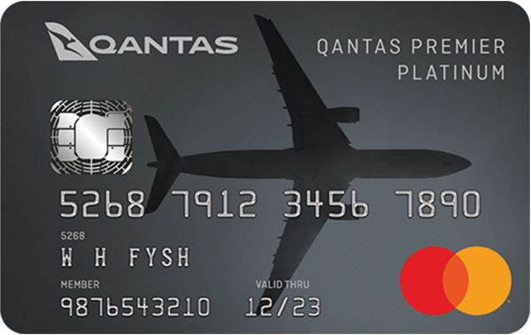Qantas Money Qantas Premier Platinum