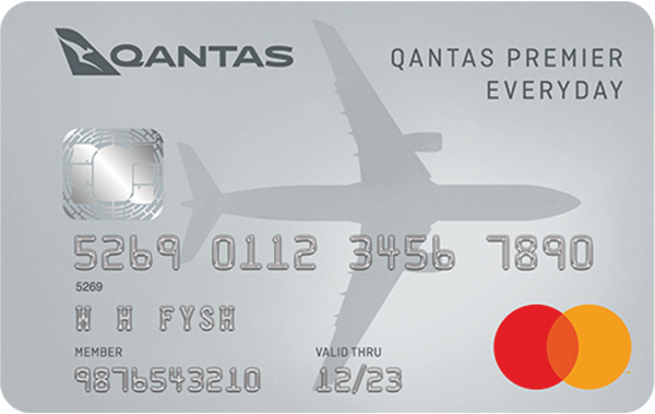 Qantas Money Qantas Premier Everyday