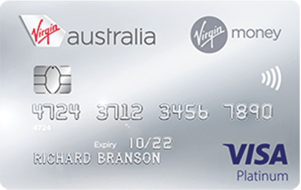 Virgin Money Virgin Australia Velocity Flyer Card (Points Offer)