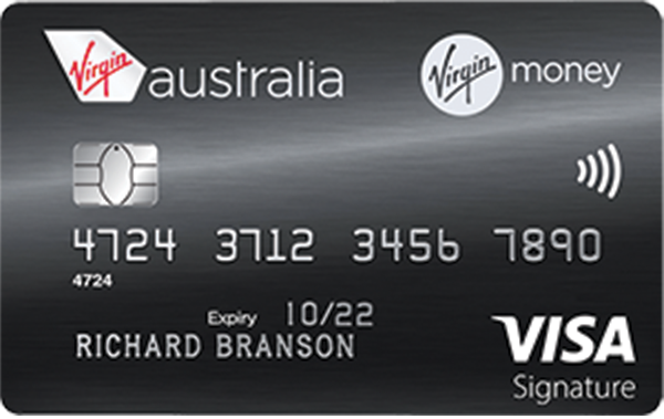 Virgin Money Virgin Australia Velocity High Flyer Card