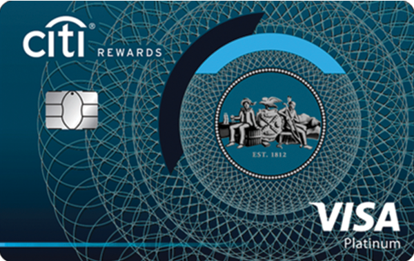 Citi Rewards Platinum (Purchase Offer)