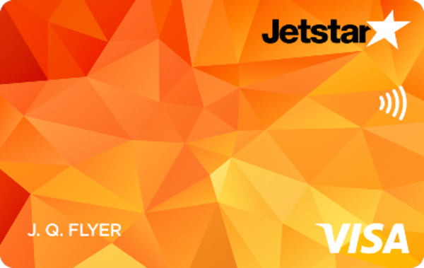 Jetstar Visa Credit Card