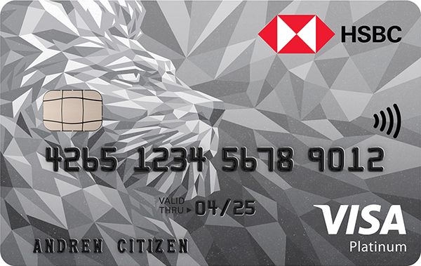 HSBC Platinum Credit Card (Balance Transfer Offer)
