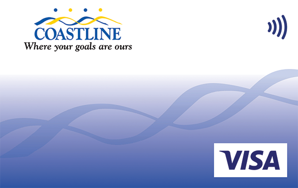Coastline Credit Union Visa Rewarder