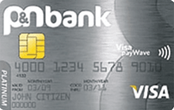 P&N Bank Visa Platinum
