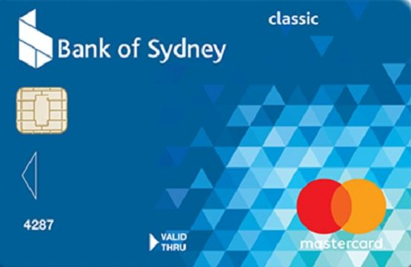 Bank of Sydney Classic MasterCard